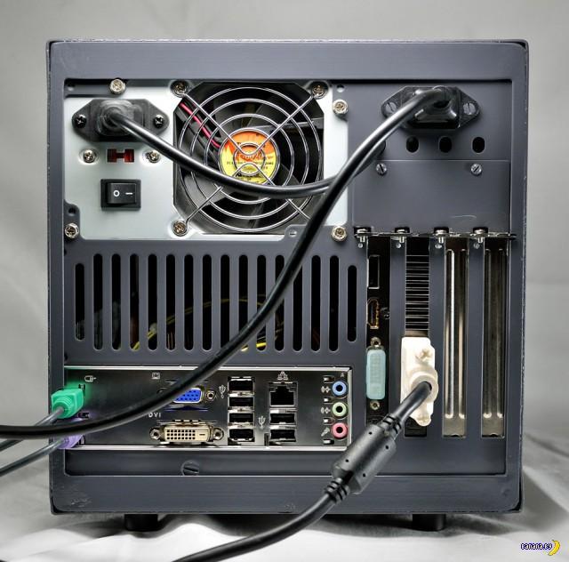 Лучший корпус для компьютера!