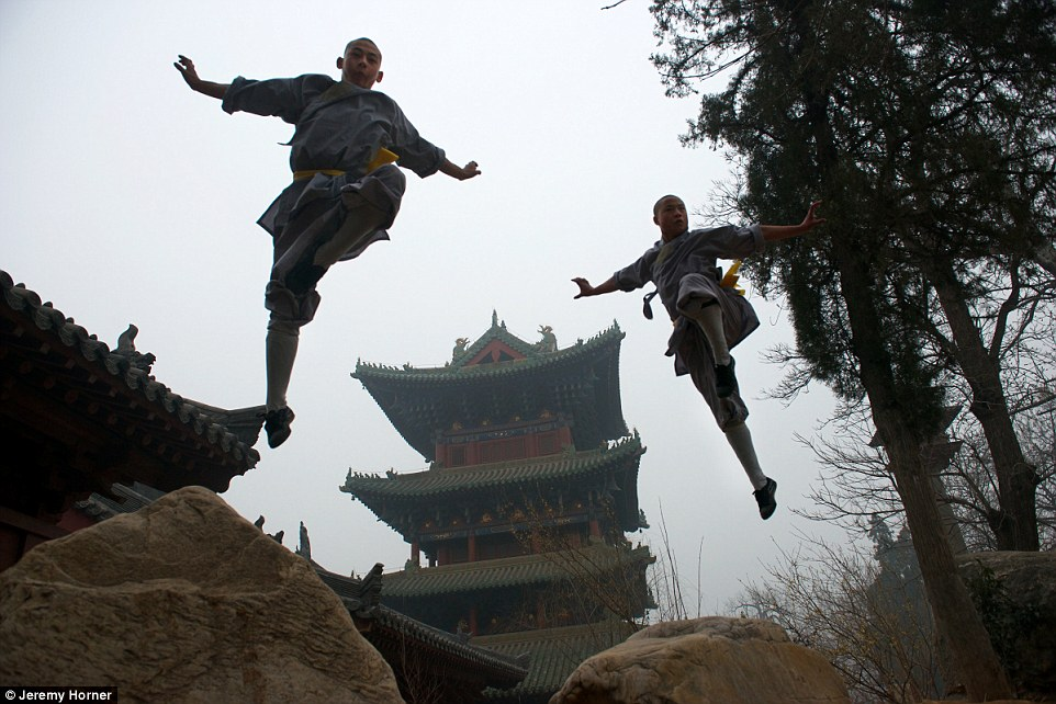 Буддизм как украшение Азии (14 фото)