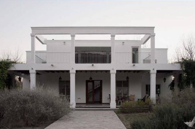 Дом в Коауиле