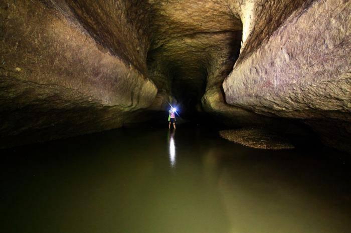 Пещера Сиджу, Мегхалая Во время сезона дождей в одну из самых протяженных в Индии пещер попасть прак