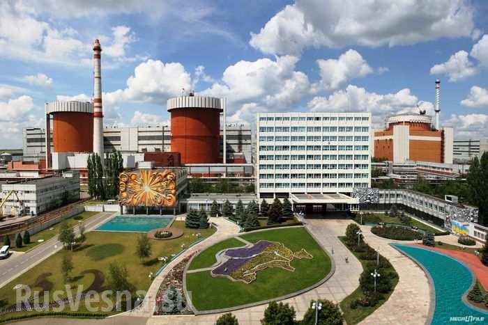 Энергоблок №5 Запорожской АЭС выведен вплановый ремонт Избранное