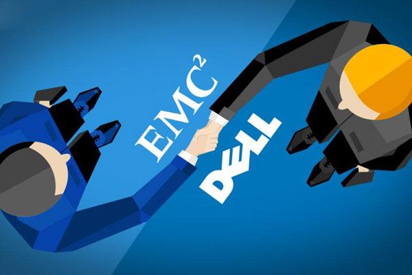 Минкоммерции Китая одобрило сделку послиянию Dell иEMC на $67 млрд