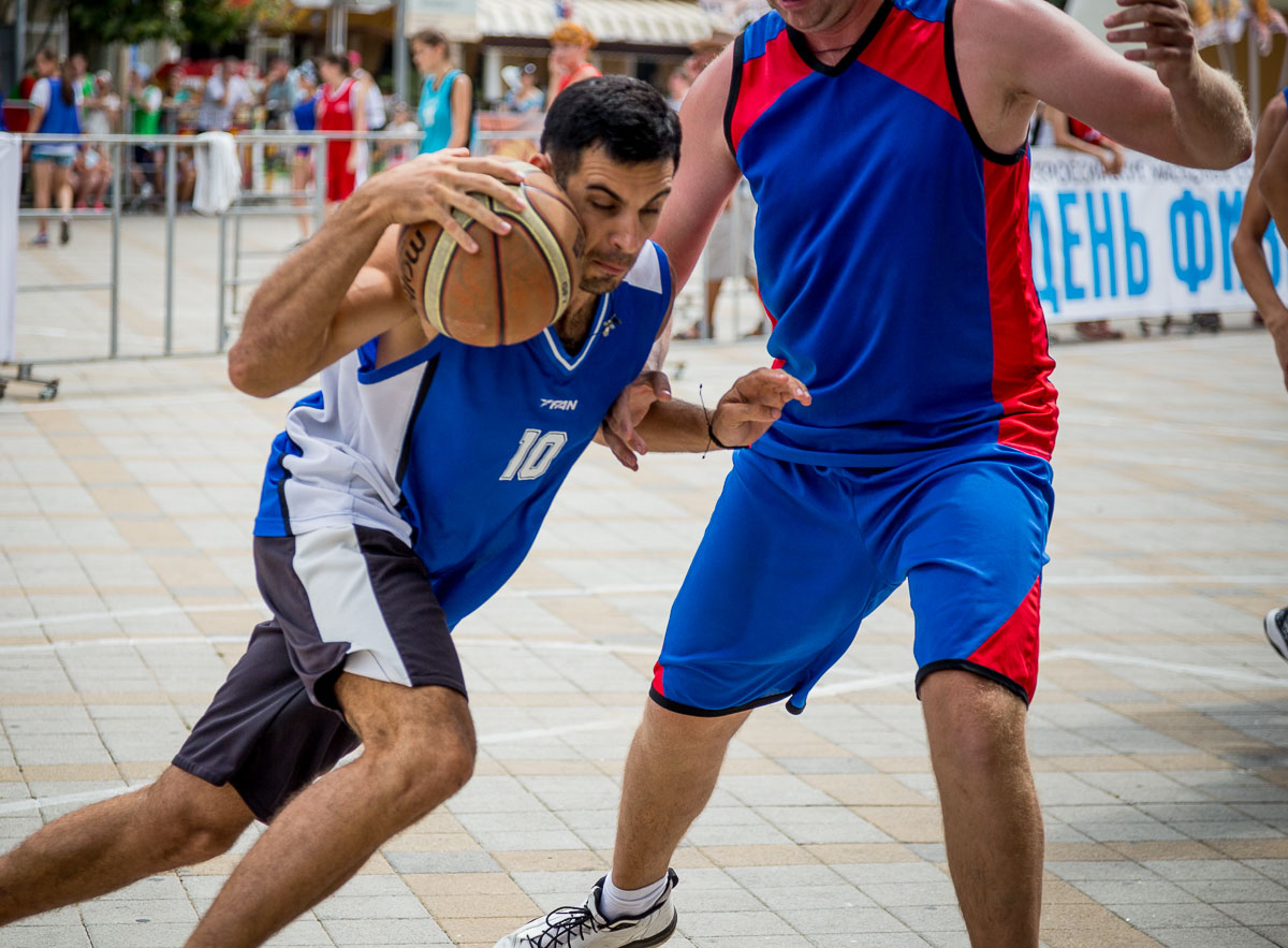Баскетбол в Анапе фото
