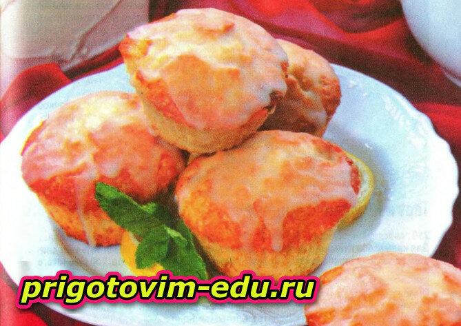 Имбирно - апельсиновые маффины