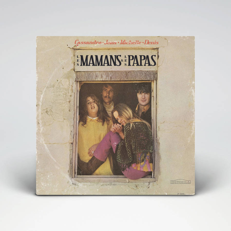 The Mamas & The Papas - The Mamas & The Papas (1966).