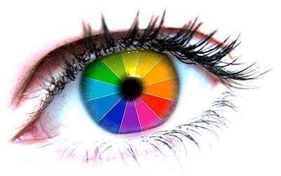 Восприятие цвета