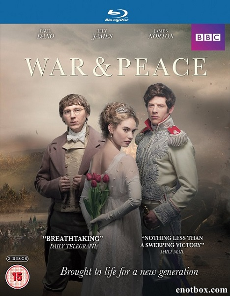Война и Мир (1 сезон: 1-6 серии из 6) / War and Peace / 2016 / ПМ (LostFilm), СТ / BDRip + BDRip (1080p)