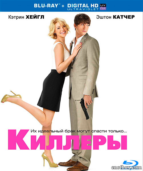Киллеры / Killers (2010/BDRip/HDRip)