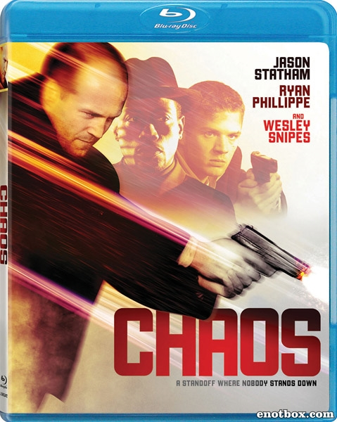 Хаос / Chaos (2005/BDRip/HDRip)
