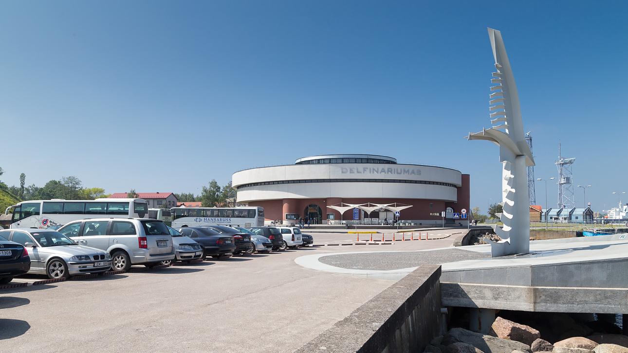 Смилтене, Клайпеда