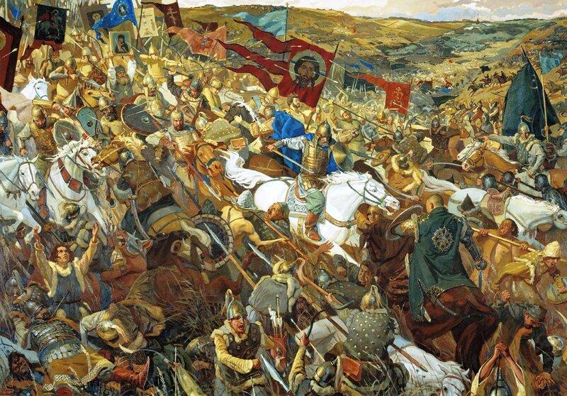 О битве при Молодях. 1572 год. (5).jpg