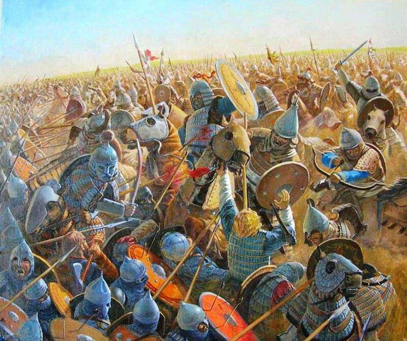 О битве при Молодях. 1572 год. (7).jpg
