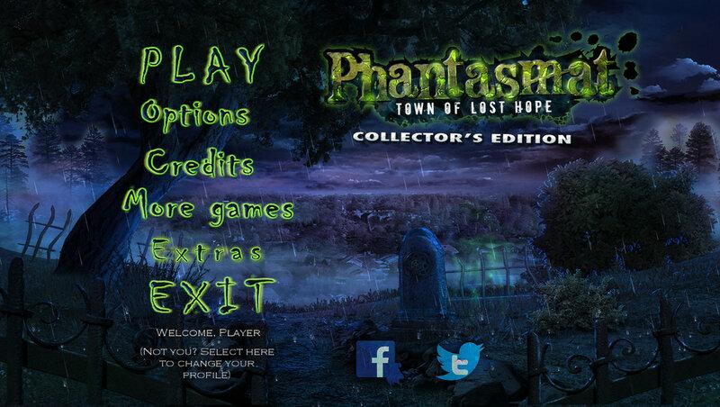 Phantasmat: Town of Lost Hope CE