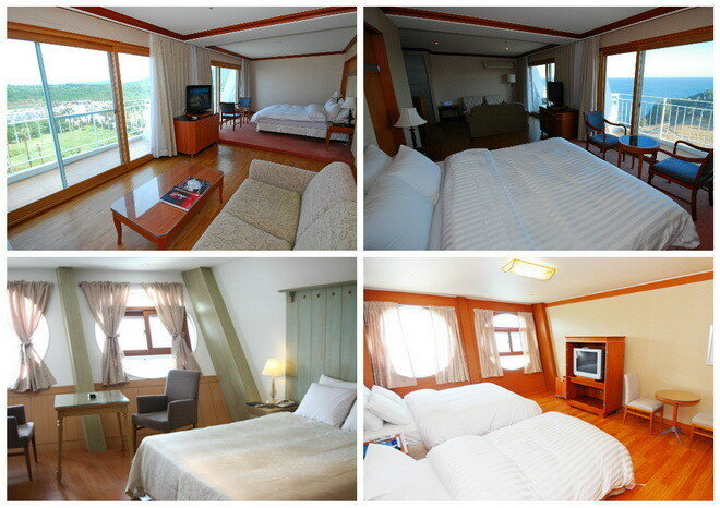 Отель Sun Cruise Resort and Yacht. Южная Корея