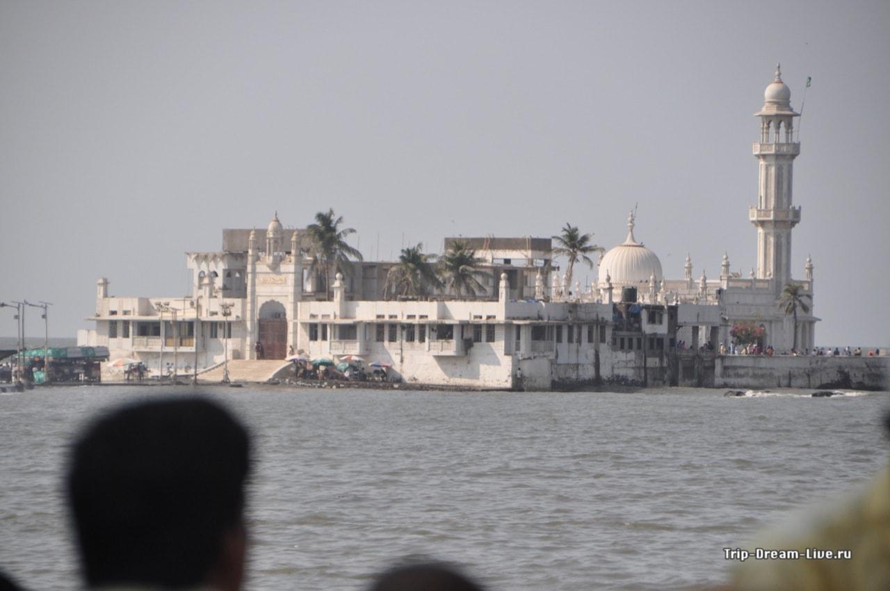 Мечеть Хаджи Али (Haji Ali's Mosque)