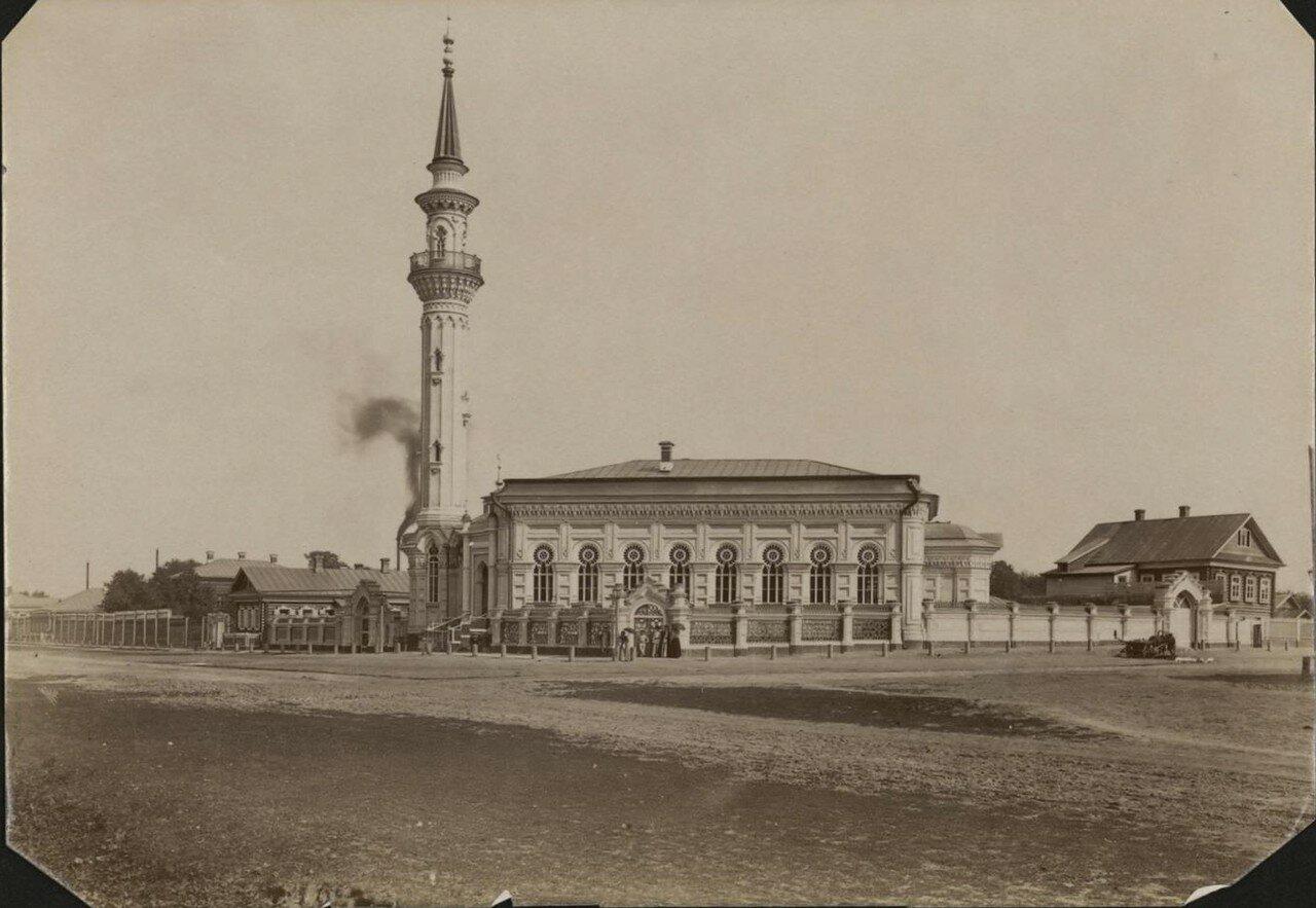 02. Азимовская мечеть