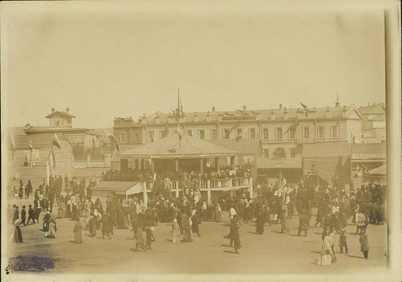 Тихвинская площадь