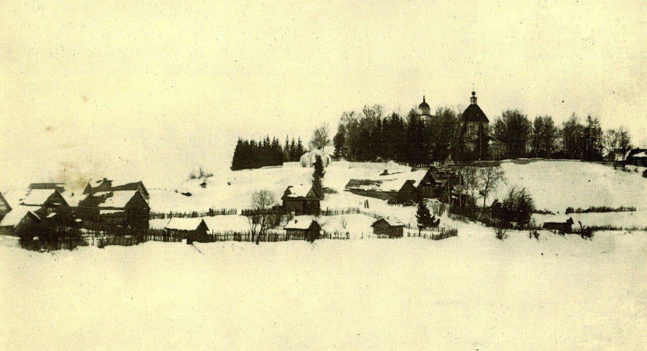 1925. Дальняя Троица