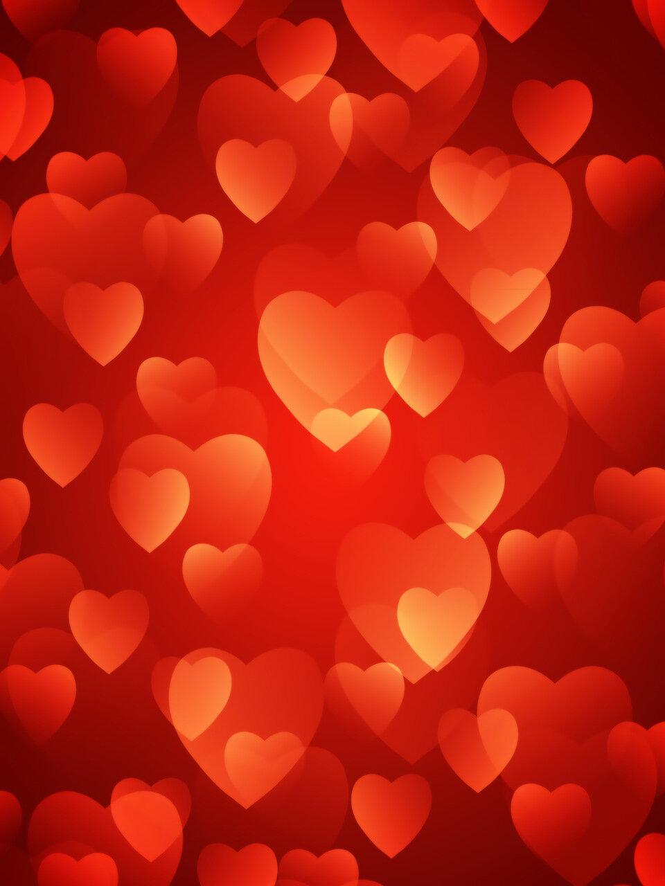 картинки много много сердечек собраны лучшие