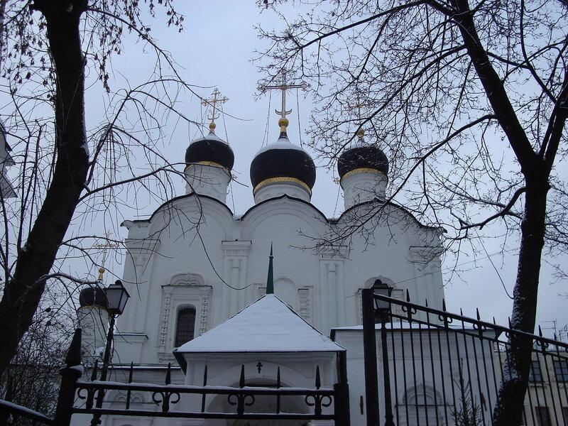 """храм Святого Равноапостольного князя Владимира, """"что в Старых Садех"""""""