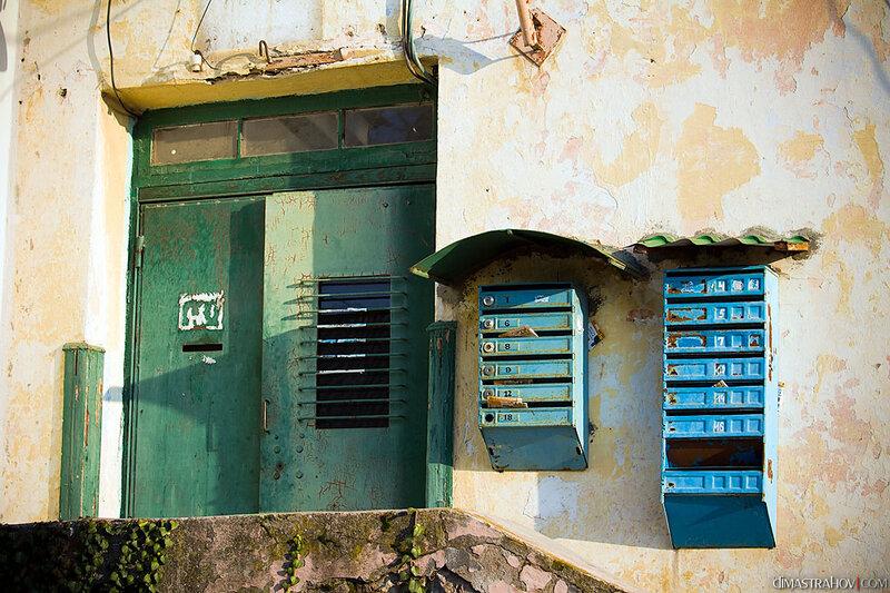 Общежитие на ул. Бакинский тупик