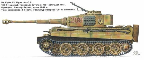 """Pz.Kpfw.VI ausf.E """"Tiger"""" 0_75ba1_6e6a232e_XL"""