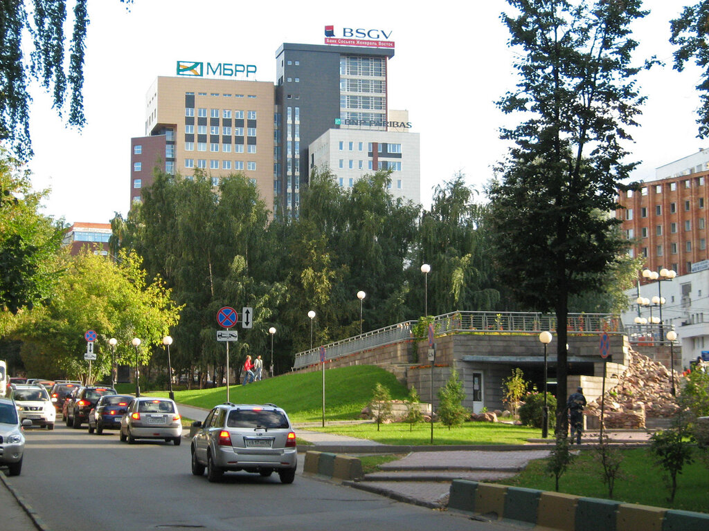 город Нижний Новгород, Поволжье, города России