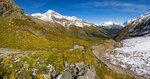 Алибекская долина панорама