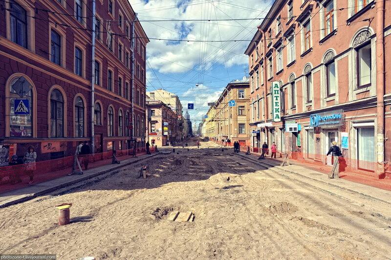 Петербург через объектив