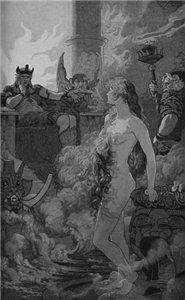 Иштар в царстве мертвых