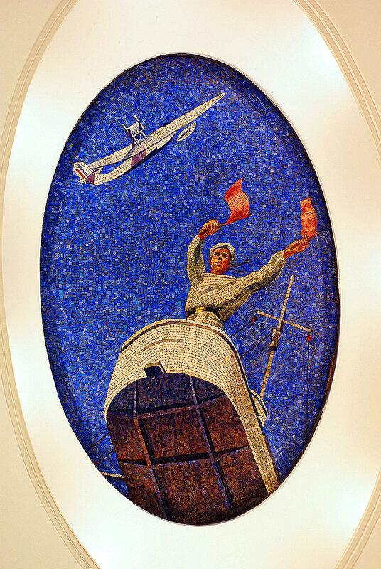 Мозаика Владимира Фролова