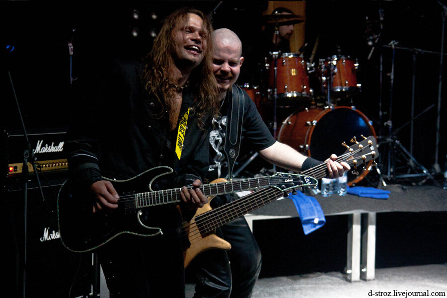 Paul Di`Anno & Blaze Bayley