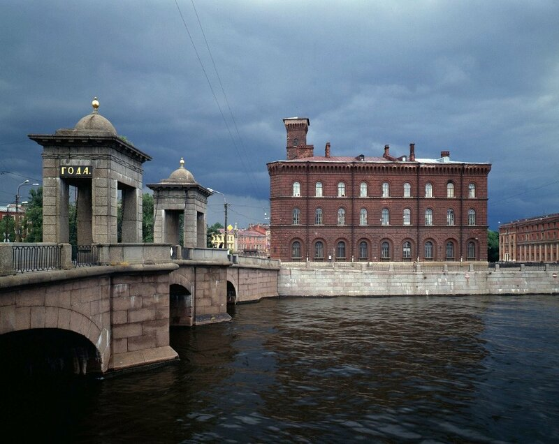 ST.Peterburg Bridges
