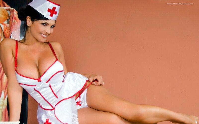 сексуальные фото медсистер