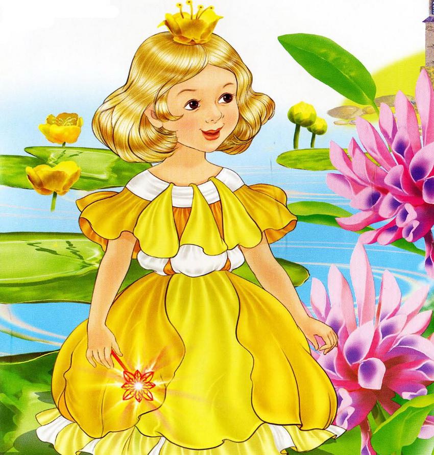 Картинки для дошкольников фея