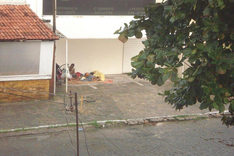 Семья без дома