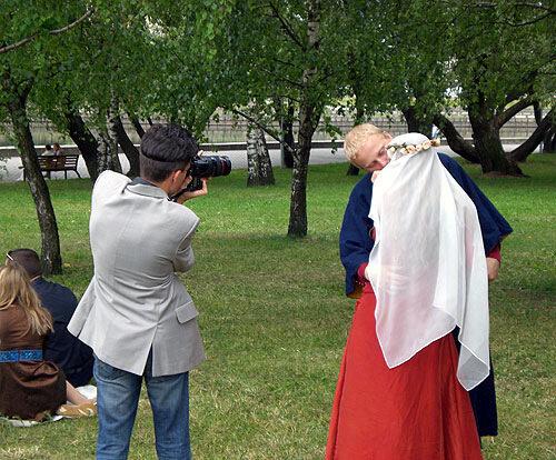 я фотограф свадьба минск средневековье реконструкция