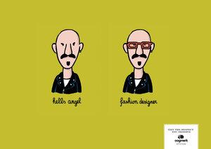 oogmerk opticians реклама