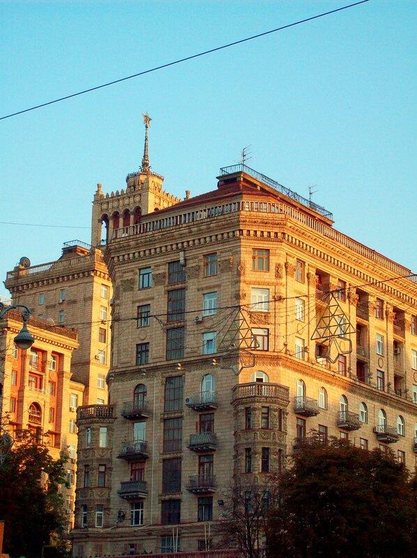 Киев Квартиры посуточно в центре