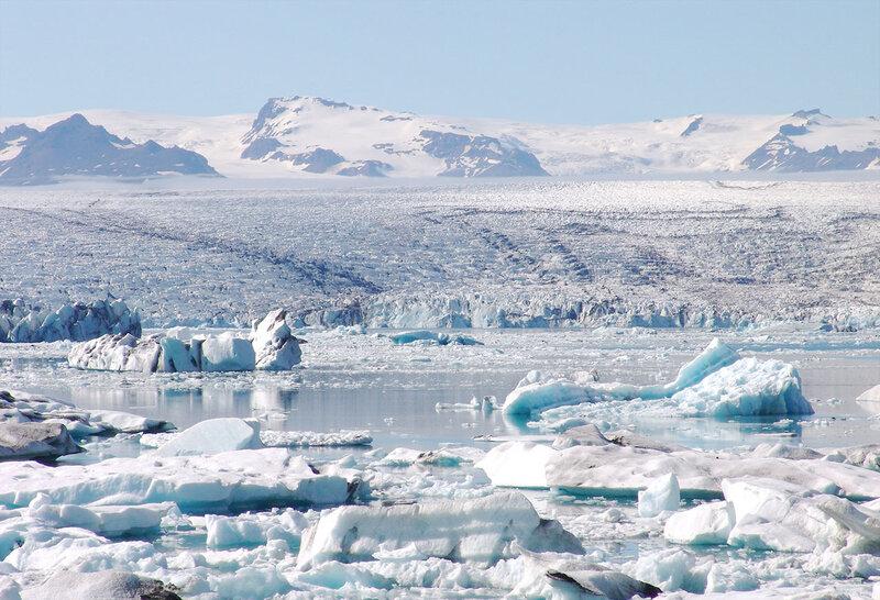 Кусочек настоящей Ледяной Земли