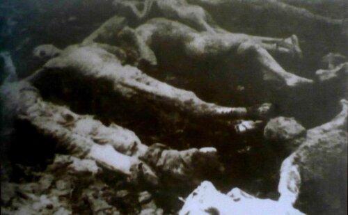 Эксгумация в Сырецком концлагере