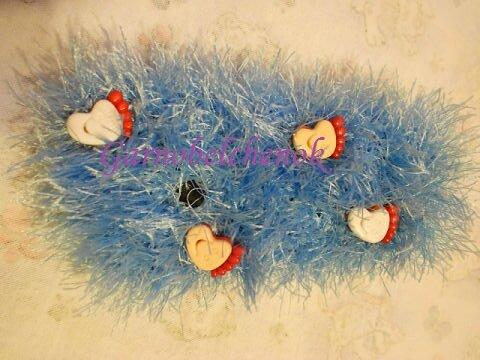 belka-s2011 Чехол на телефон бисер вязать игрушку вязать чехол гусеница рукоделие с детьми поделки.