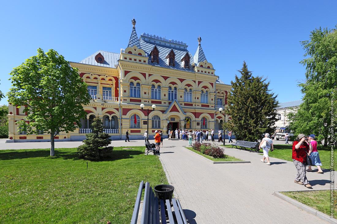 историко-краеведческий музей в Камышине