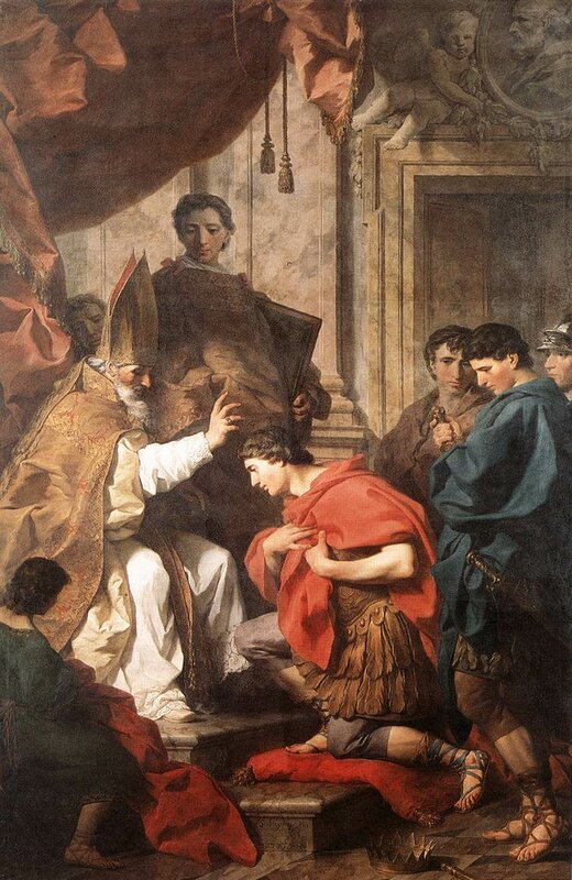 St_Ambrose_Converting_Theodosius 1743.jpg