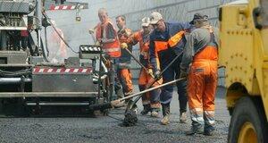 В сёлах Молдовы появляется всё больше асфальтированных дорог