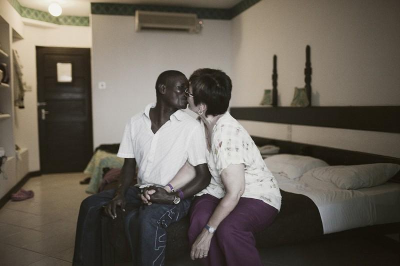 Сексуальное рабство туристки молодые