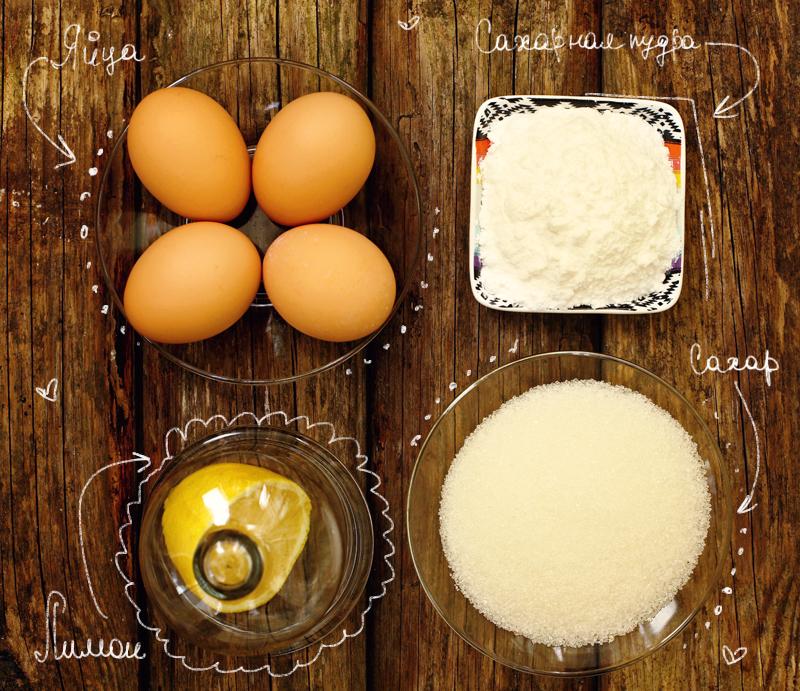 Торт Павлова - простой пошаговый рецепт с фото #3.