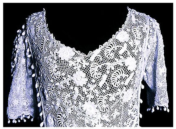 爱尔兰拼花衣(376) - 柳芯飘雪 - 柳芯飘雪的博客
