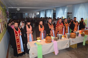 Întrunire a profesorilor de Religie din raionul Sîngerei