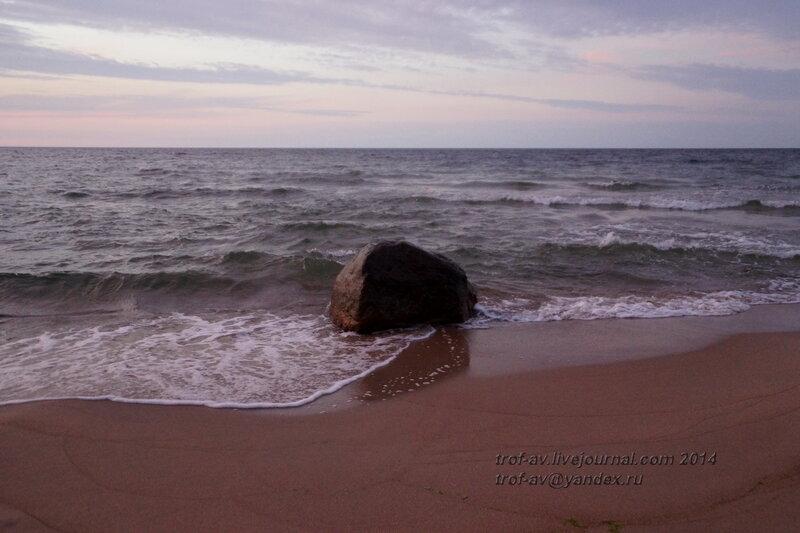Балтийское море. Светлогорск-Rauschen